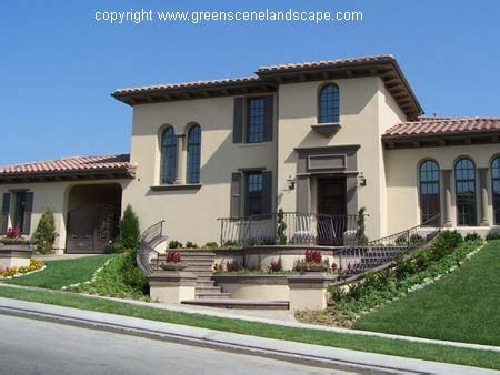exterior paint color suggestions for mediterranean style home
