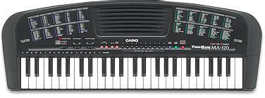Keyboard Casio Ma 120 Ma 120 Mini Keyboards Electronic Musical Instruments