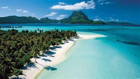 Ile De Tahit Tatahi Bora Bora by Les Plus Belles Plages Du Monde Voyages