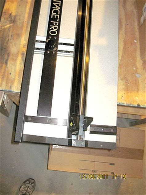 h mat cutter used framing tools equipment