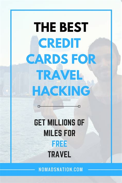 Best Travel Gift Card - travel for free the 15 best travel hacking credit cards nomads nation