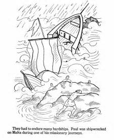 paul barnabas missionary journey coloring free paul coloring pages coloring style