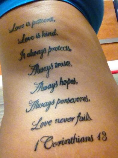bible quotes tattoos 45 inspirational bible verse tattoos