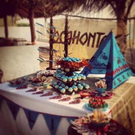 pocahontas themed wedding set up search project 3 wedding set