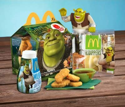 Happy Meal Shrek the nanny state vs mcdonald s and shrek happy meal toys