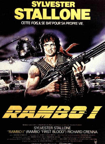 film rambo in streaming affiche du film rambo affiche 3 sur 3 allocin 233
