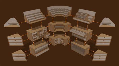 hz modular worskhop system magnets hobby desk