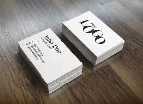 business card pictures realistic business card mockup graphicburger
