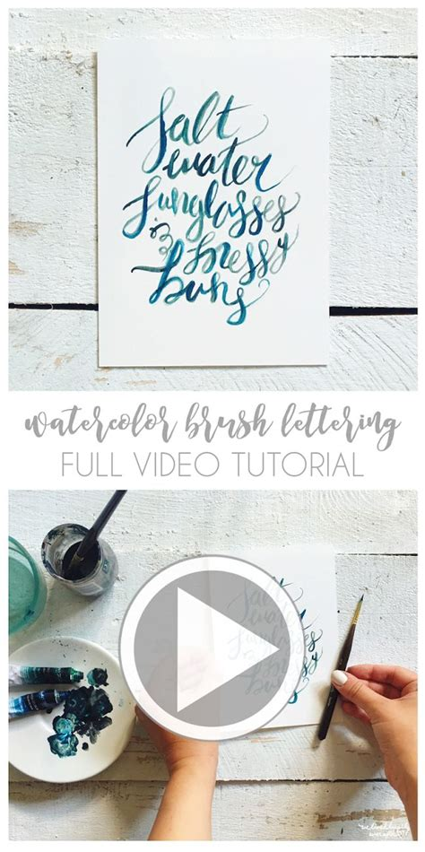 tutorial on lettering 1000 ideas about hand lettering tutorial on pinterest