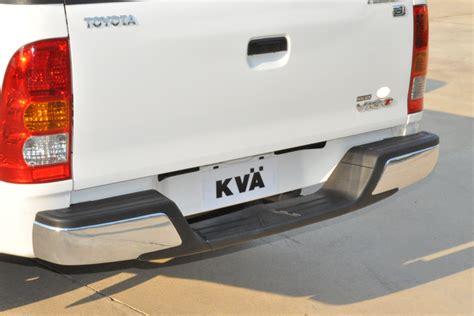 Bumper Universal Model Kelinci chromed steel rear bumper universal type
