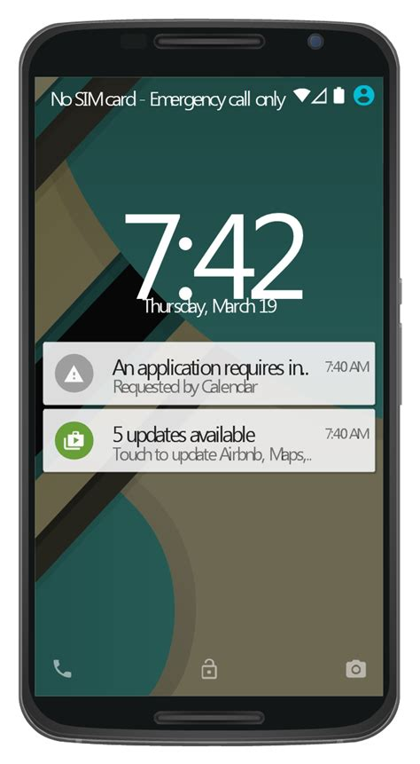 design notification icon android design elements android system icons device android