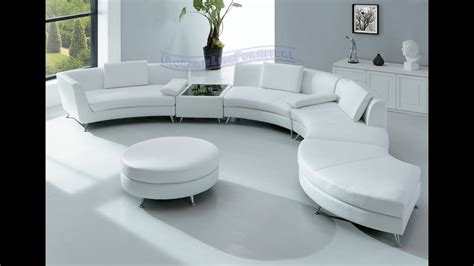 Sofa Leather White by White Sectional Leather Sofa Modern