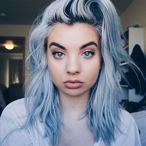 brunette hair gray riots colorista l or 233 al impulse