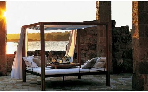 outdoor canopy bed 37 outdoor beds that offer pleasure comfort and style