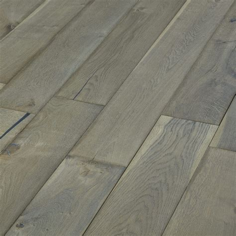 Distressed Engineered Flooring - distressed boathouse oak brushed engineered