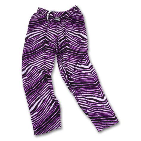 Comfort Colors Sizing Zubaz Pants Black Fluorescent Purple Zubaz Zebra Pants