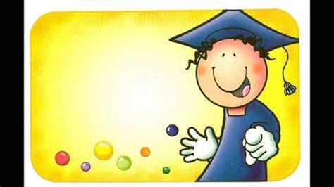 felicitaciones de graduacion de kinder cancion de graduaci 243 n de preescolar youtube