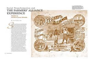 colored farmers alliance nebraska history quarterly 2009 excerpts