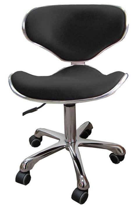 Vanity Stool Chrome Nail Technician Chair Nail Technician Chair S206