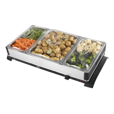 team bw5t hot tray with buffet warmer