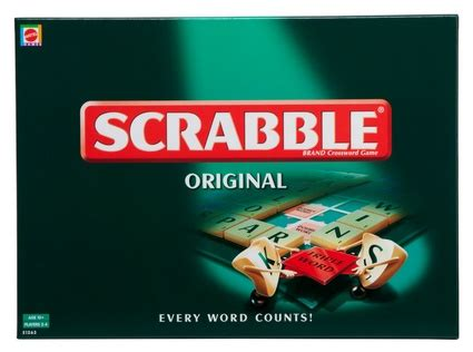 original scrabble scrabble original toys and whsmith