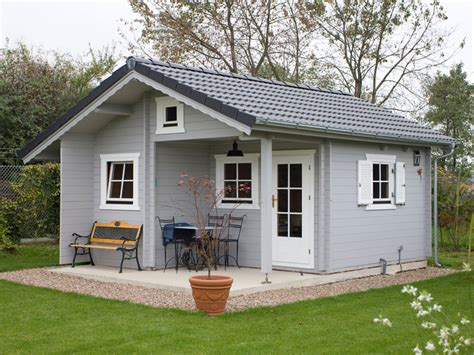 Gartenhaus Neu Gestalten