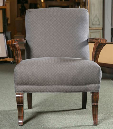 art deco armchairs pair of art deco armchairs for sale at 1stdibs