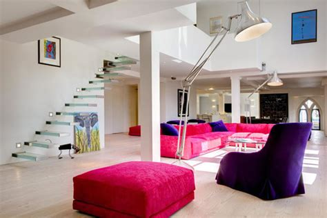 Pretty Houses Inside beautiful houses modern loft inside westbourne