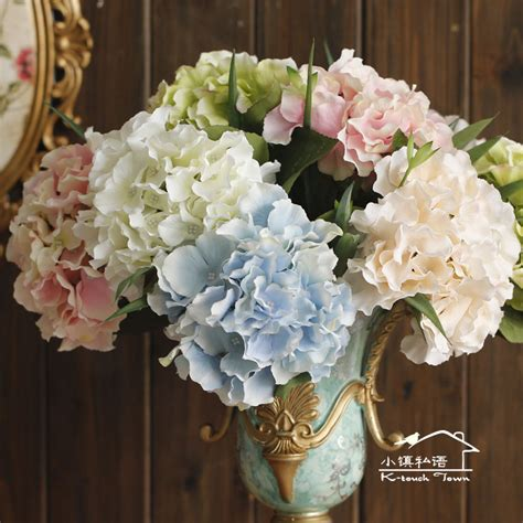 artificial flower decoration for home 2015 european style silk flowers fashion home decor