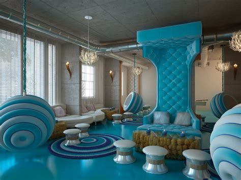 60s interior design a steunk opera the dolls