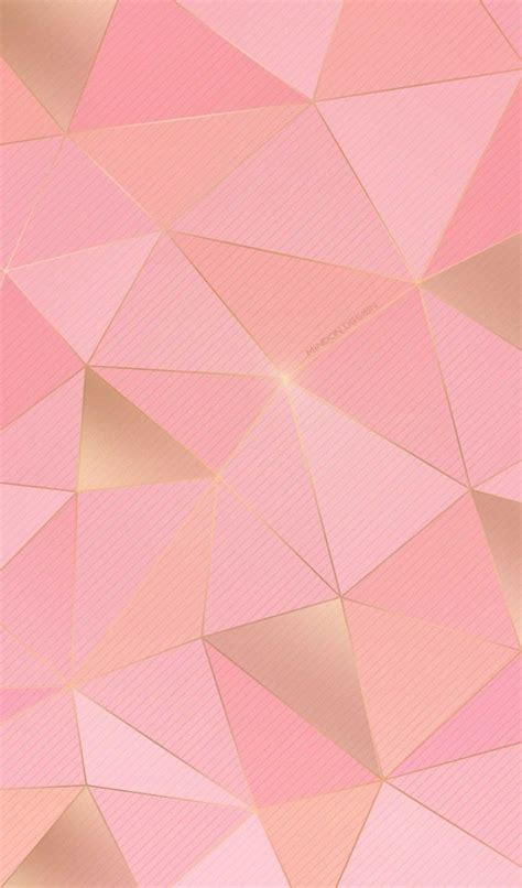 wallpaper pink and gold pink and gold cute wallpapers pinterest gold