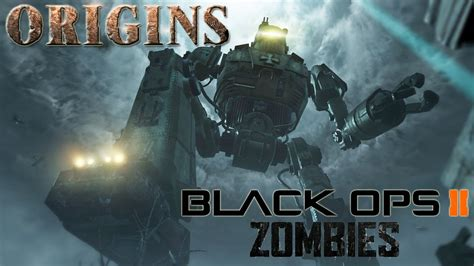 zombie origins tutorial inside the giant robots origins tutorial call of duty