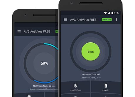virus protection for android phone protect your smartphone with free avg antivirus for android androidized