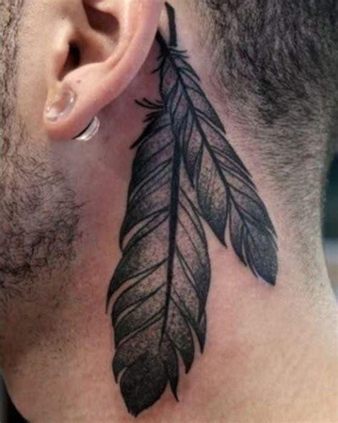 40 tatuajes en el cuello para hombres y geniales