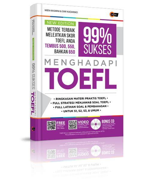 99 99 Sukses Toeic new edition 99 sukses menghadapi toefl cmedia