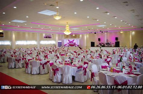 theme rose et noir mariage pr 233 sentation de la d 233 coration couleur rose de la salle