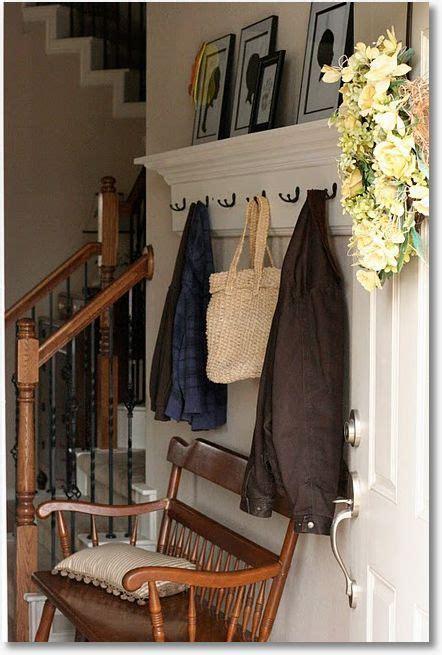 Designer Kleiderhaken 635 by Crown Molding Coat Hanger Shelf In Homesweethome