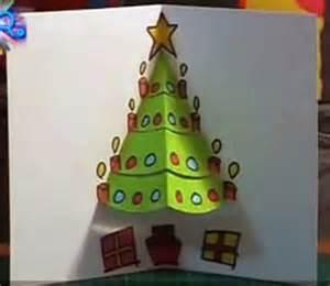 haz un 225 rbol de navidad troquelado para tarjetas el blog
