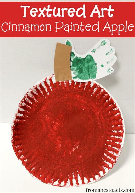 apple crafts for apple preschool crafts on apple activities