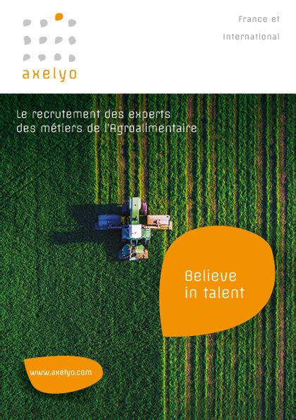 Cabinet Recrutement Industrie by Cabinet Recrutement Agroalimentaire