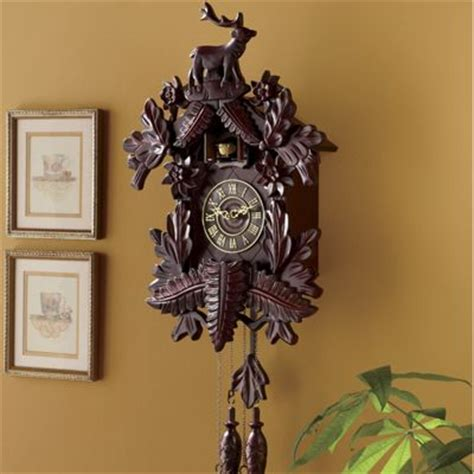 nostalgic cuckoo clock from seventh avenue d947751