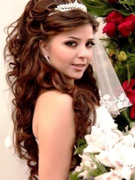 Wedding And Quinceanera Hairstyles by 25 Quinceanera Hairstyles For Hairstylo