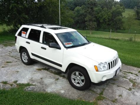 2005 Jeep Grand Problems Buy Used 2005 Jeep Grand Laredo Sport Utility 4