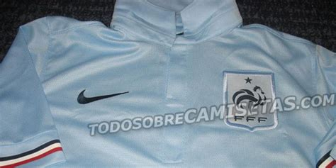 desain jersey prancis bocoran jersey timnas prancis away 2013 bola net