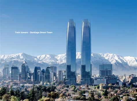 imagenes nuevas torres gemelas las torres gemelas de santiago de chile im 225 genes taringa