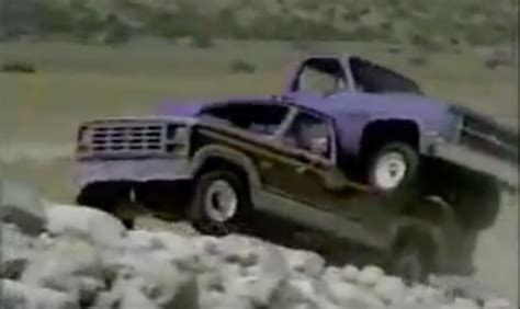 Ford Commercial Trucks by Classic Ford Truck Commercials