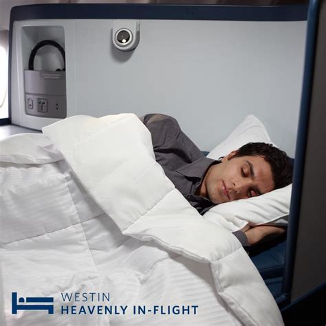 heavenly bed pillows delta and westin launching first in flight heavenly bed