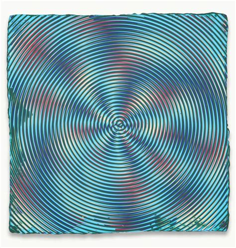 Moire Pattern Artist   eye popping moir 233 pattern paintings by anoka faruqee