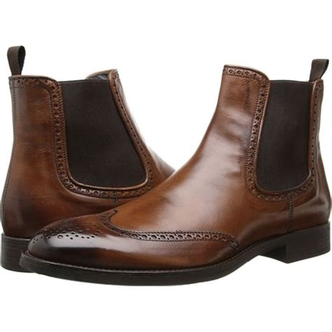 to boot new york mens shoes to boot new york burnished toe wingtip boots to boot