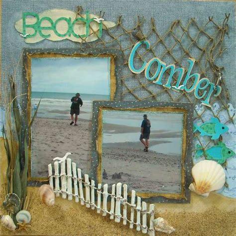 scrapbook layout beach 223 best images about scrapbook summer on pinterest